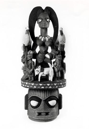 Epa mask, Oya, 1991