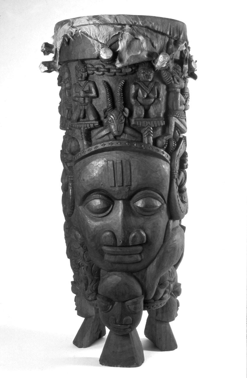 Ogboni Drum, 1991