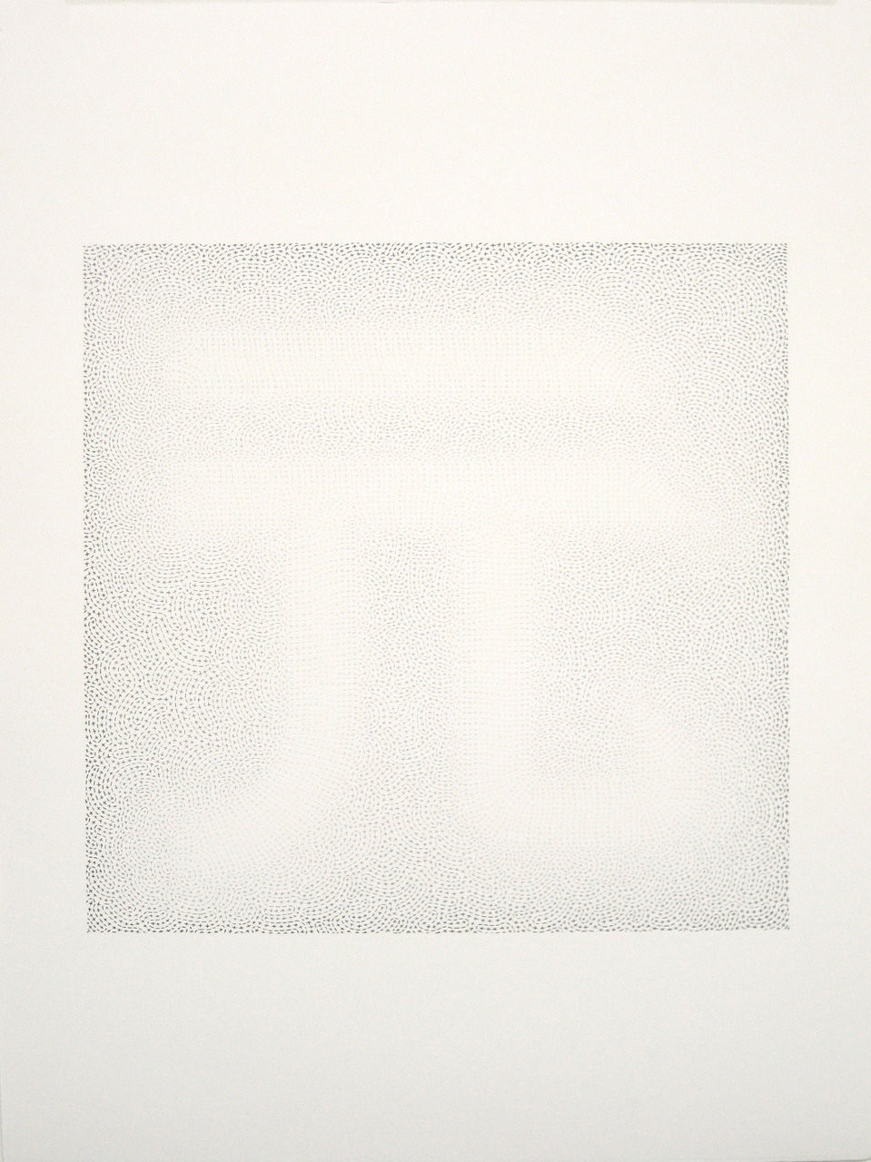 CNY, Pencil on paper, 700 mm x 500 mm