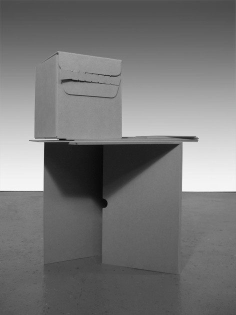 Boxes for rhinking about opening Fig.7, 2010