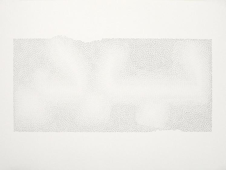 BHD, Pencil on paper, 500 mm x 700 mm