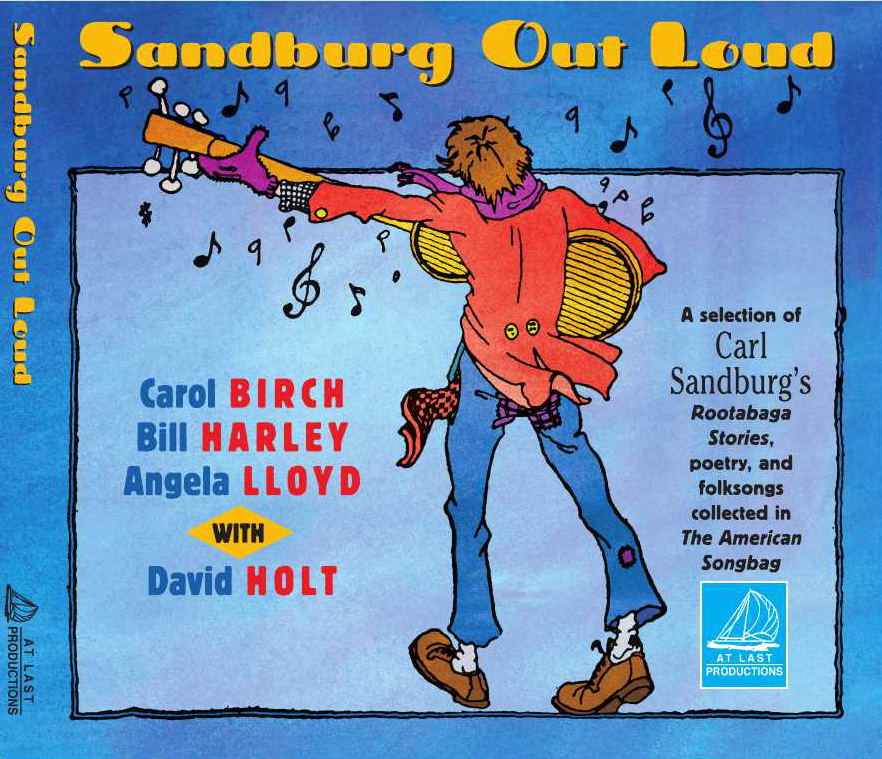Sandburg Out Loud Album