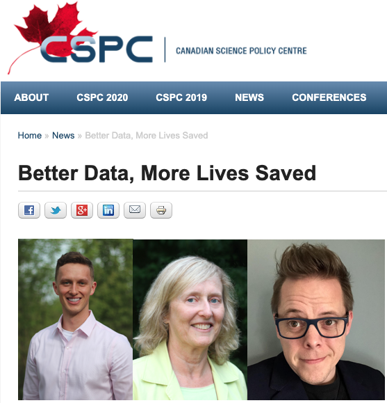 Better Data, More Lives Saved