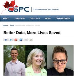 Better Data, More Lives Saved