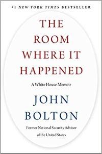 川普:领导风格和对华政策评点(2) --读博尔顿的《枢庭要务:白宫回忆录》