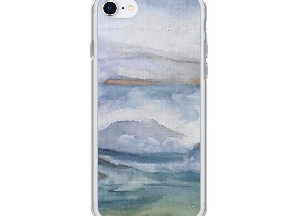 The Pacific Waves Goodbye #3 iPhone Case