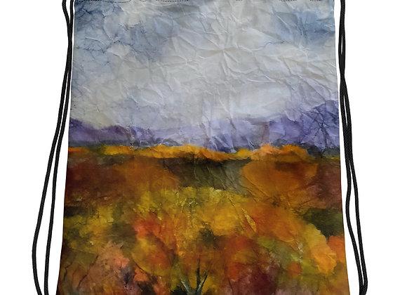California Provence Drawstring bag