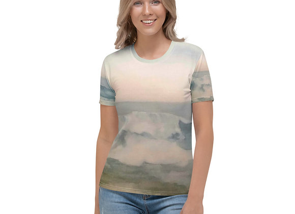 Pacific Waves Goodbye#2 Women's T-shirt