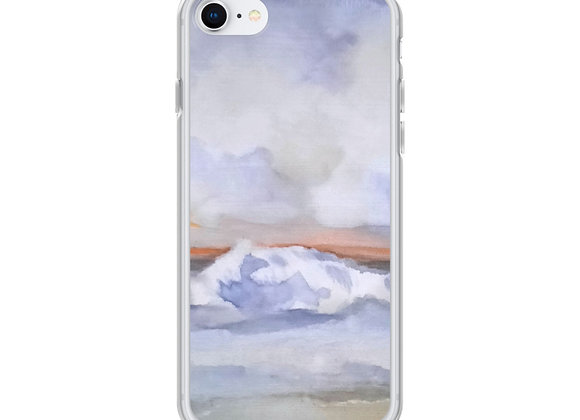 The Pacific Waves Goodbye #1 iPhone Case