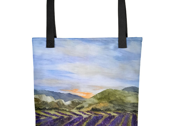 SummerTime In Provence Tote bag