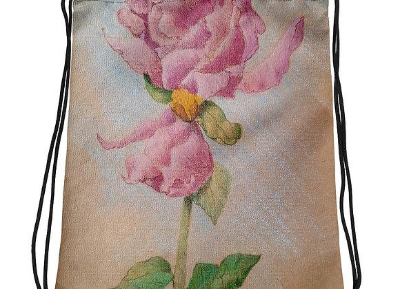Mother's Day Drawstring bag