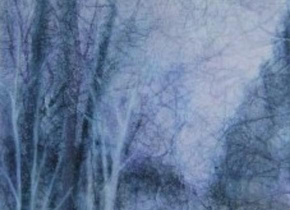 Forest of The Night Original Artwork