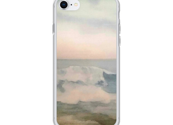 The Pacific Waves Goodbye #2 iPhone Case