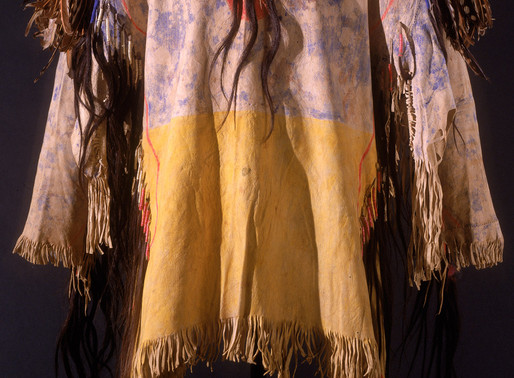 Native American Wearable Art - Style!