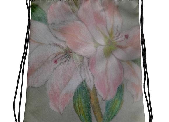 Spring Drawstring bag