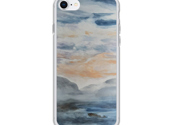 Sunrise, Somewhere iPhone Case