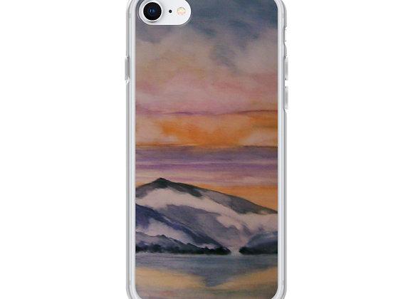 Lake Zug Sunset iPhone Case