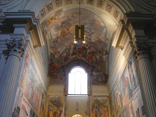 Masaccio, Masolino and Filippino in the Brancacci Chapel