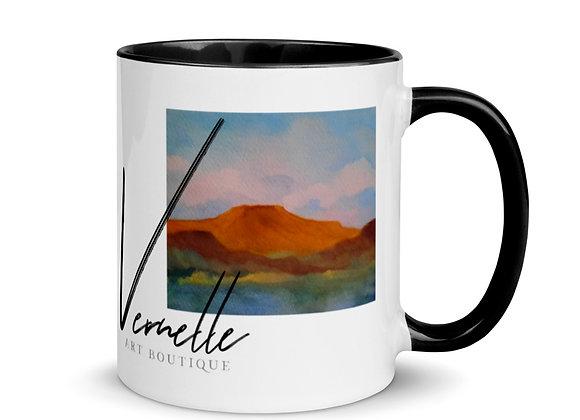 Colorado Mug with Color Inside
