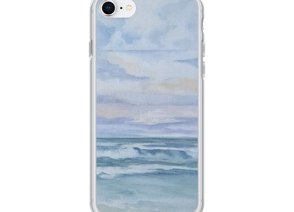 Clouds2 iPhone Case