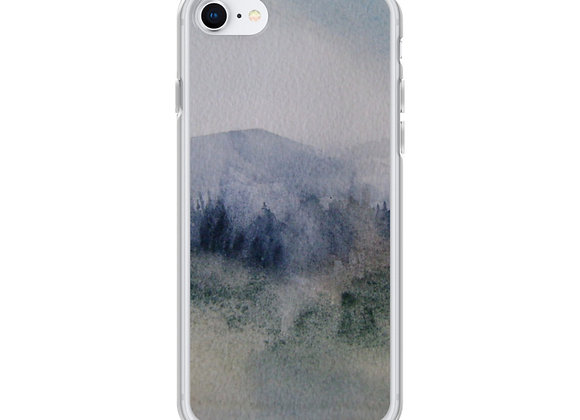 The Little Mountain iPhone Case
