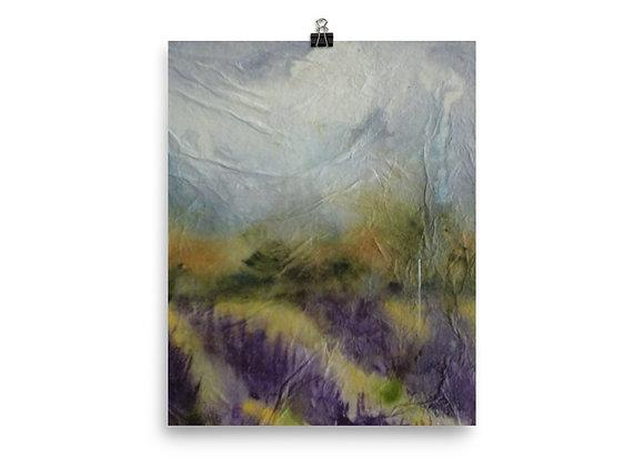 Fields Of Provence Digital Print