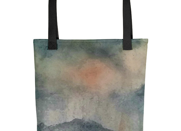 Oncoming Rain Tote bag