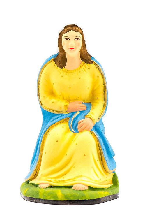 Vierge assise N°4