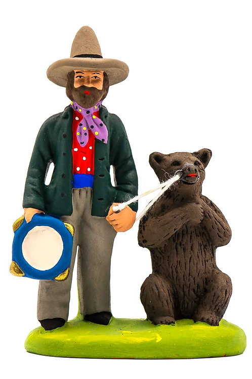Gitan à l'ours N°3