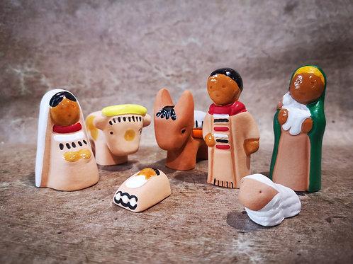 Set Nativité 7 pièces B2