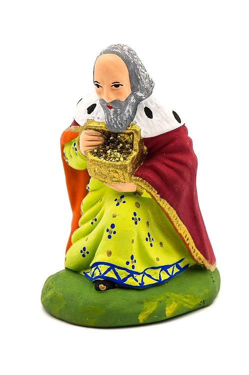 Roi à genoux N°3