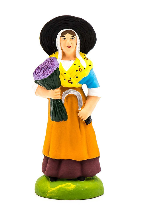 Femme à la Lavande N°3