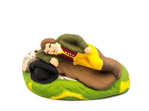 Berger couché N°1