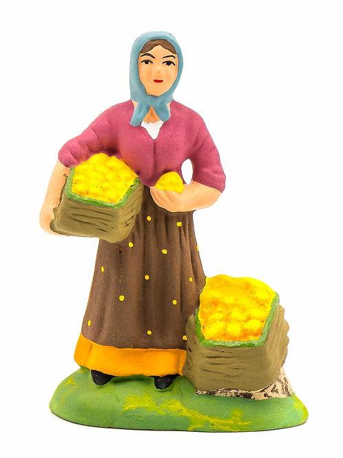 Marchande de citrons N°2