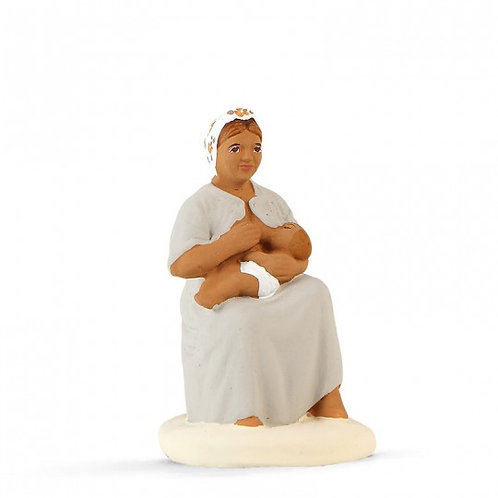Nourrice Blanc 7cm