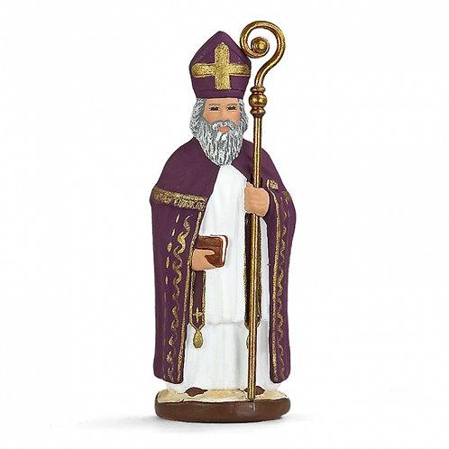 Saint Nicolas Couleur 7cm