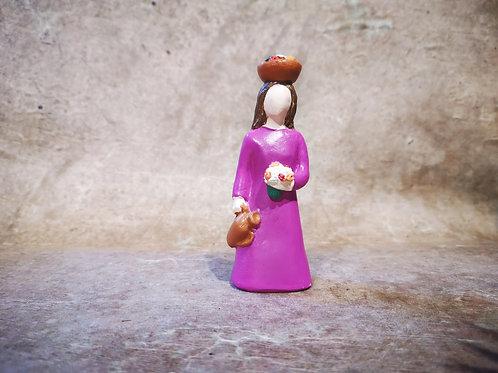 Femme aux Fleurs Onillon