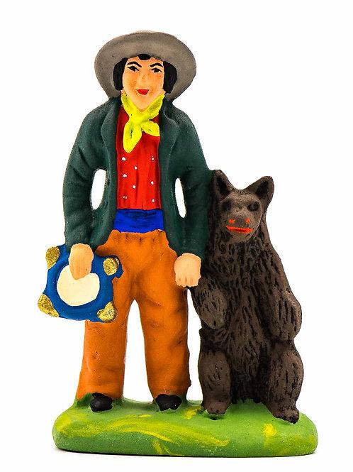 Gitan à l'ours N°2