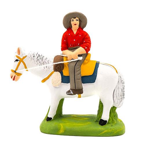 Gardian à cheval N°1