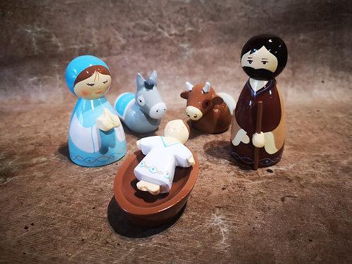Nativité 5 pièces RDC
