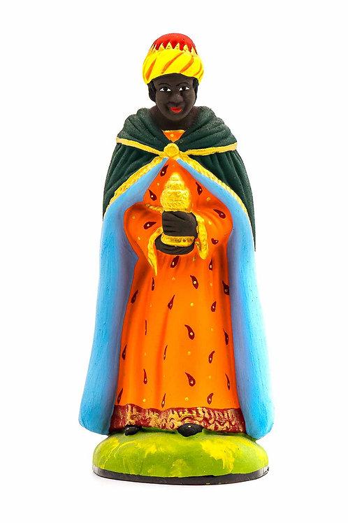 Roi noir N°4