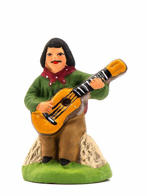 Gitan à la guitare N°1