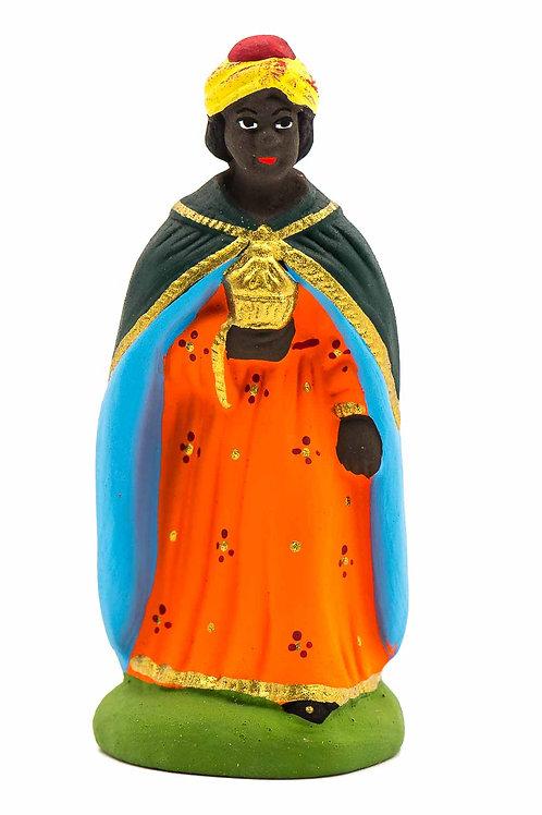 Roi noir N°2