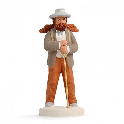 Paul Cézanne Blanc 7cm