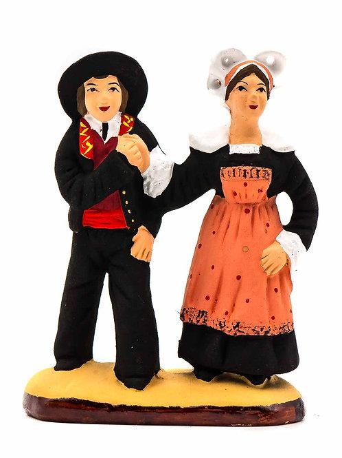 Couple Bretons N°2
