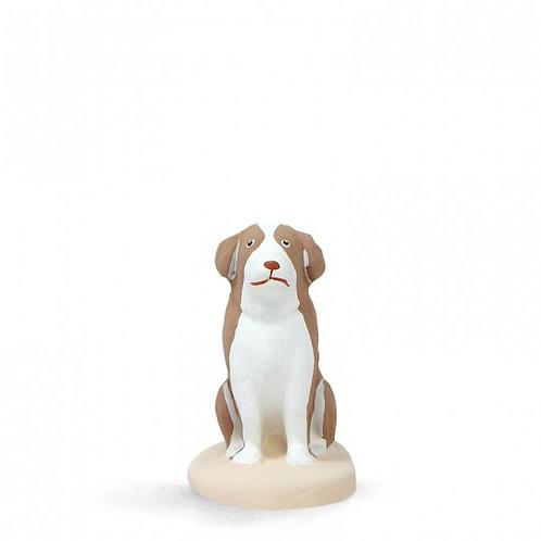 Chien Blanc 12cm