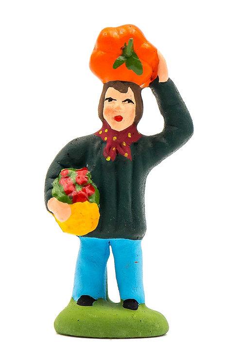 Homme aux Fruits N°1