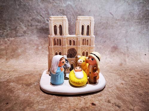 Crèche du Monde - Notre-Dame de Paris