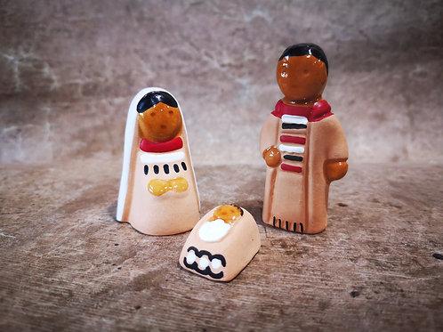 Set Sainte Famille 3 pièces B2