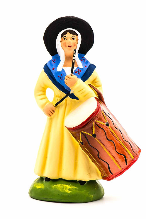 Femme Tambourinaïre N°3
